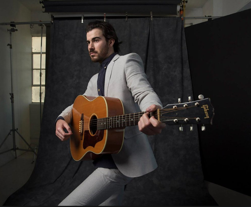 """In a """"Moment's Notice"""" Joel Taylor Has Become the Musician to Watch"""