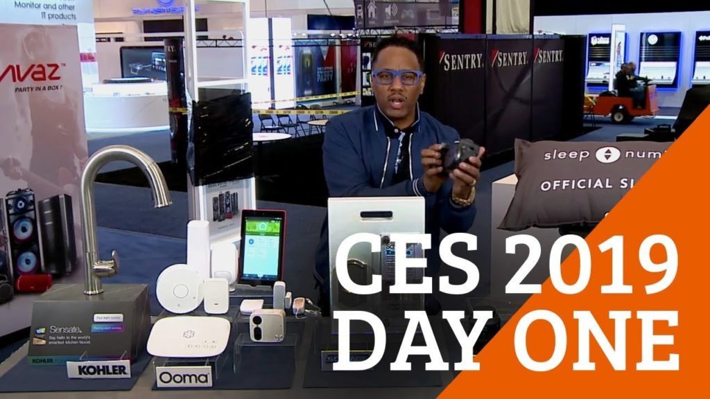 CES 2019 First Look – Opening Day with Mario Armstrong