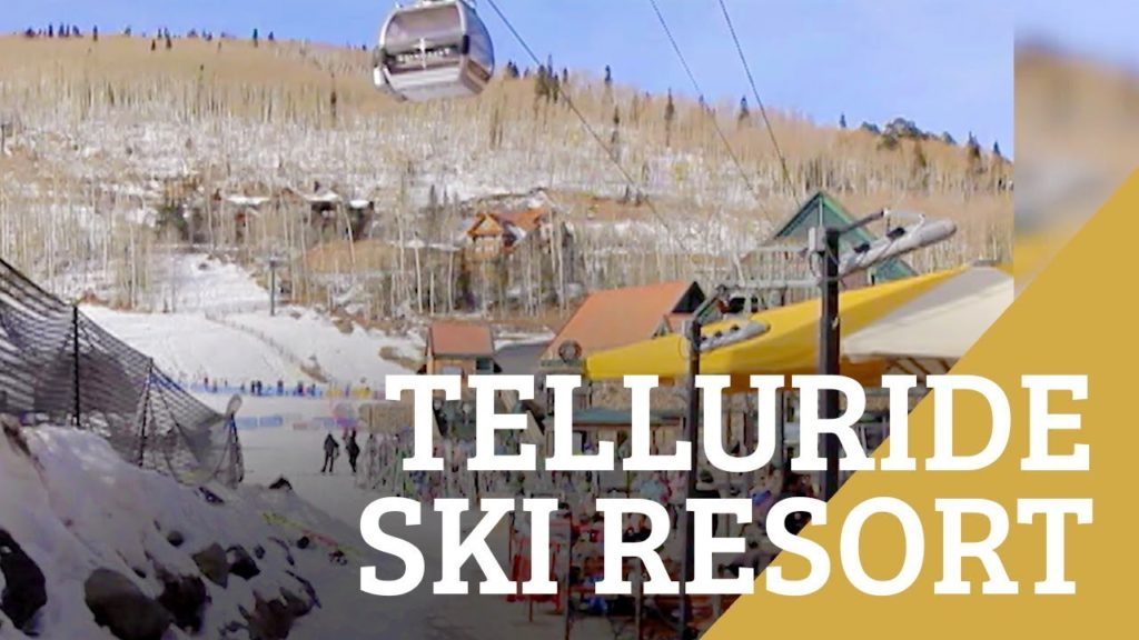 Telluride Colorado Ski Resort's Unrivaled Beauty and Amenities