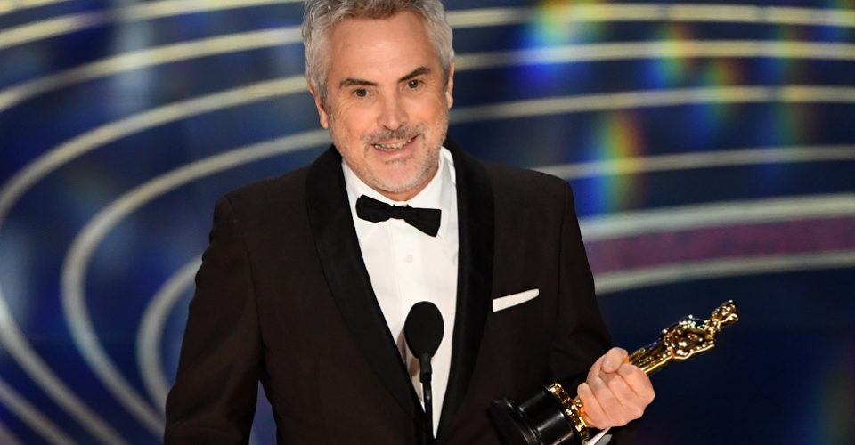 Mexican Director Alfonso Cuarón Wins Big at the Oscars