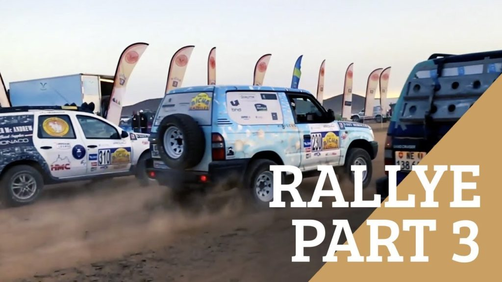 The Rallye Aicha Des Gazelles Part 3
