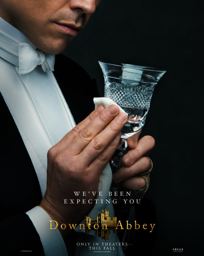 Downton Abbey to hit Theaters September 2019