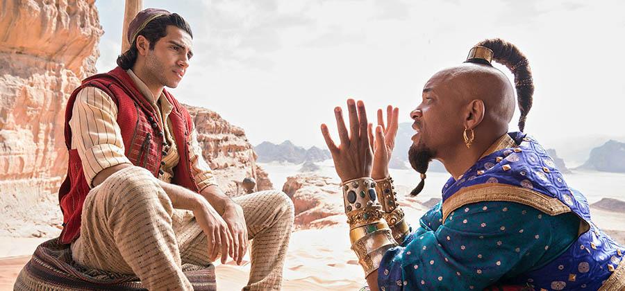 Thanks Fandango! 'Aladdin' Tickets on Sale Now!