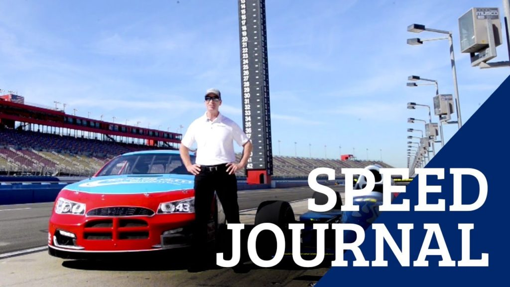 The Mario Andretti & Richard Petty Driving Experience with The Speed Journal