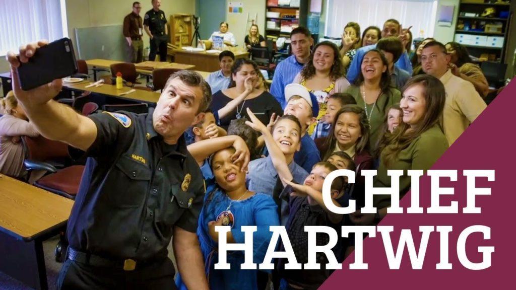 Welcome The New Santa Barbara Fire Chief, Mark Hartwig