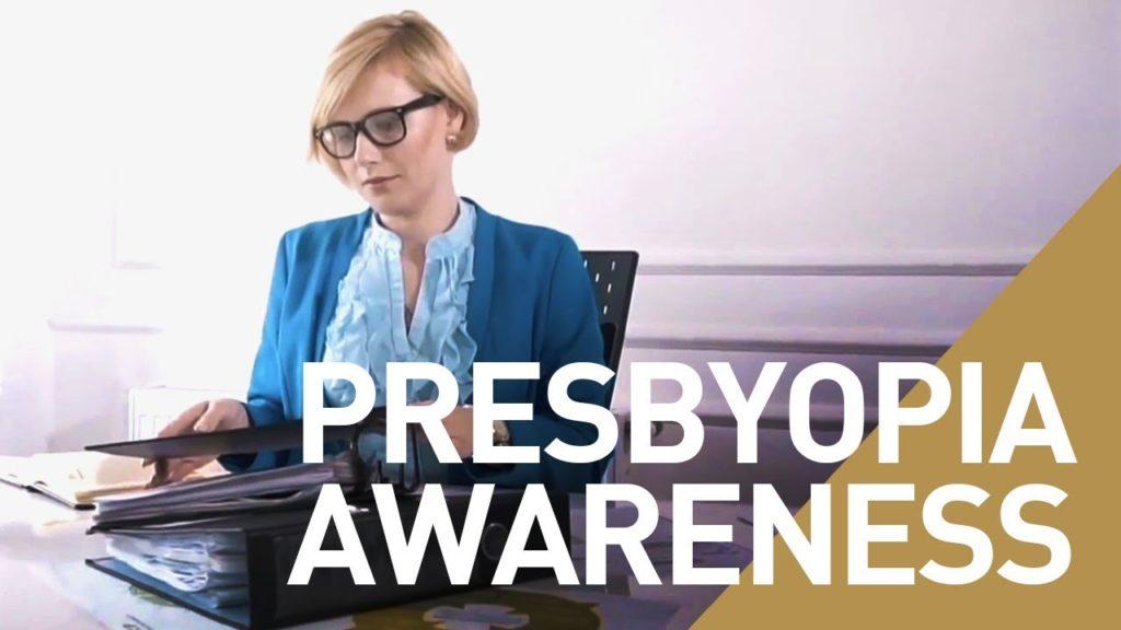 Presbyopia is No Laughing Matter