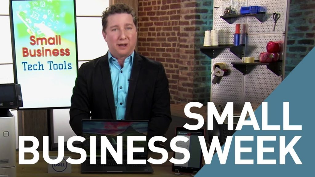 Small Business Week with Big Tech Deals