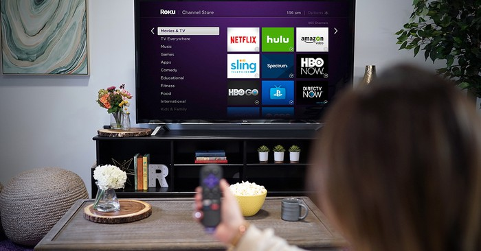 Summer Streaming with Roku