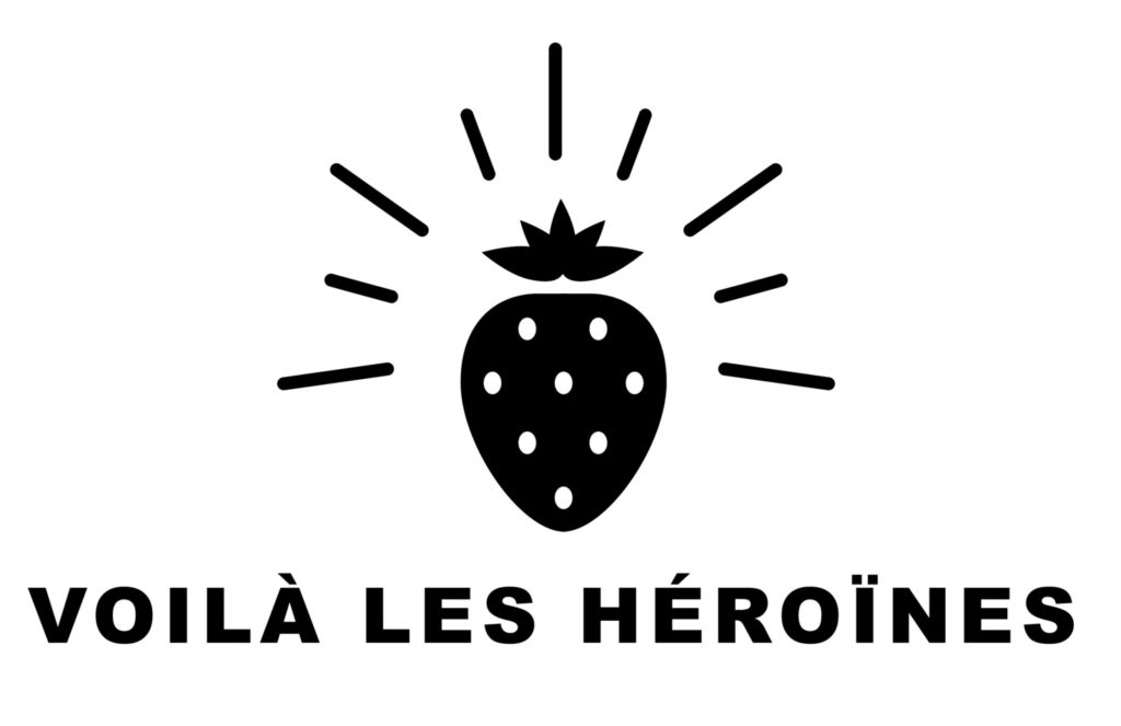Discover the Inspiring Story behind the Voilà Les Héroïnes scarves.