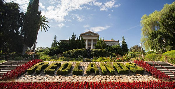 Take a Blast into the Past in Redlands, California.