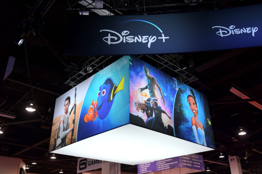DISNEY+ ANNOUNCES SIX NEW TITLES AND SHOWCASES EXCITING SLATE OF HIGHLY ANTICIPATED ORIGINAL SERIES AND FILMS AT D23 EXPO 2019
