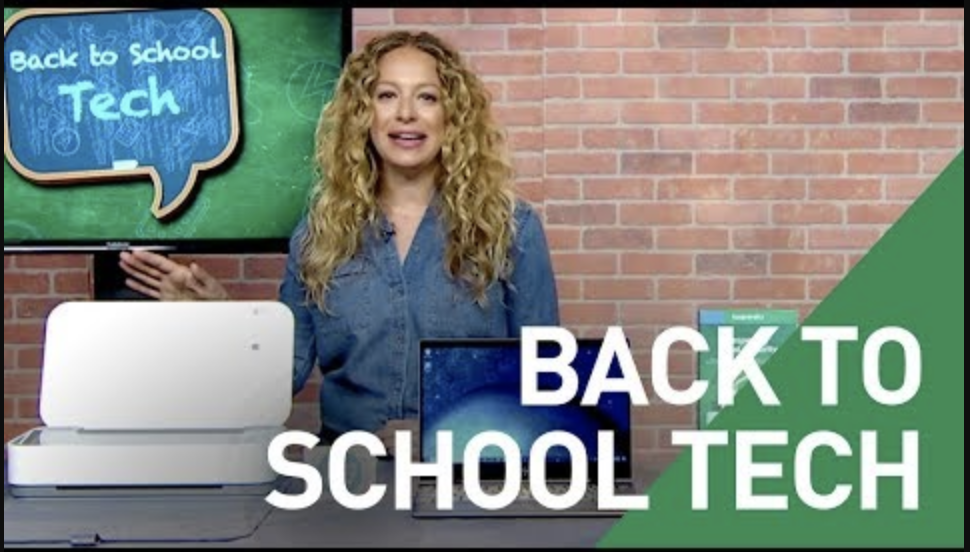 Tech Lifestyle Expert Carley Knobloch Takes Us Back To School