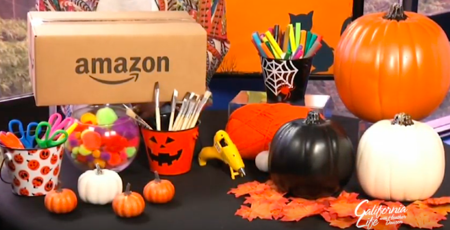 """How to Make a DIY """"Boxtume"""" with All Your Leftover Amazon Boxes"""