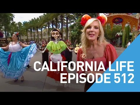 This Week on California Life- We Visit Disney California Adventure and Get a Closer Look at Everything Halloween Plus Great DIY Costumes Ideas with Your Amazon Boxes and Car Lovers, Do We Have A Treat for You