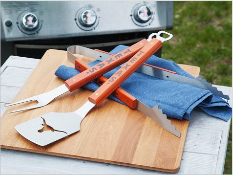 Gear up for Football Season with the Perfect 3 Piece BBQ Set