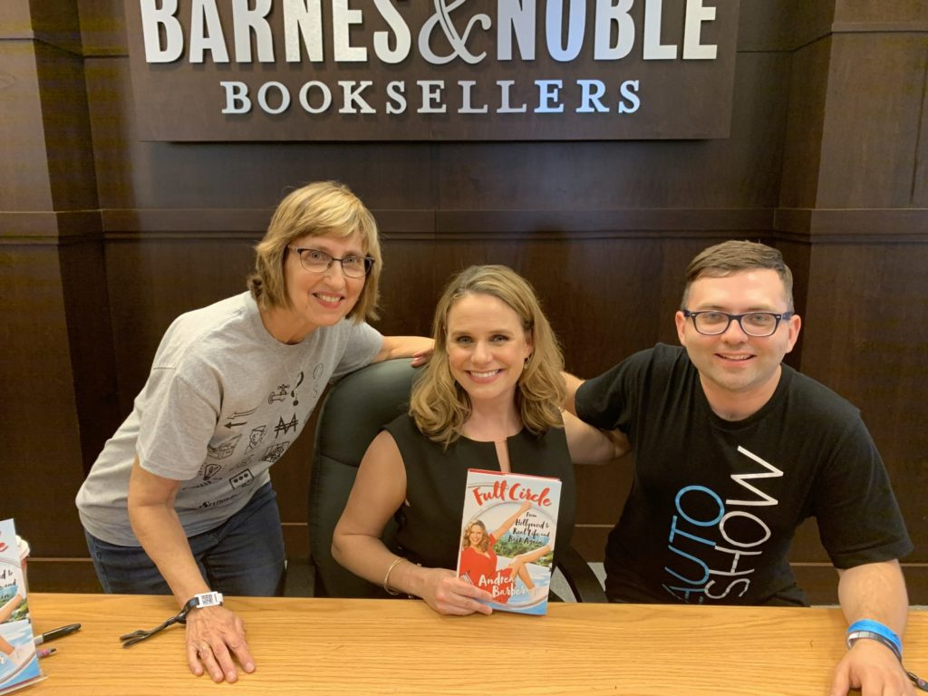 Actress Andrea Barber talks anxiety, depression and 'Fuller House' at book event in L.A.