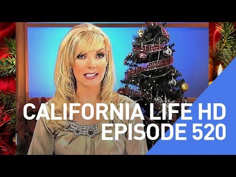 This Week on California Life, We Look at the Hottest Gifts for the Holidays then Take a Trip to Disneyland. Plus, Visit Mary Hart in Palm Springs.