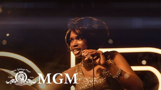 See and hear Jennifer Hudson for the first time as Aretha Franklin in RESPECT