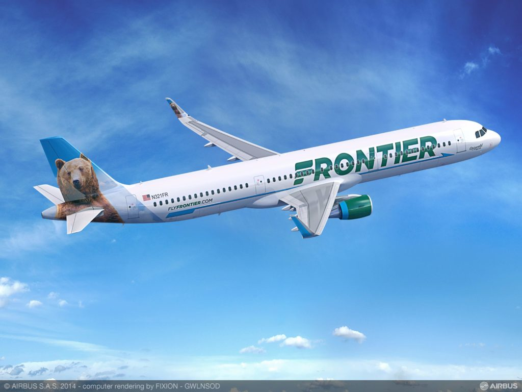 Frontier Airlines Announces College Students Fly Free** to Nearly 100 Destinations