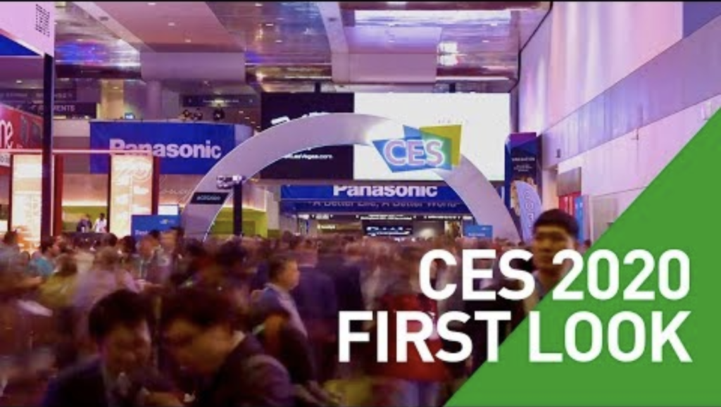 First Look at CES 2020 with Mario Armstrong