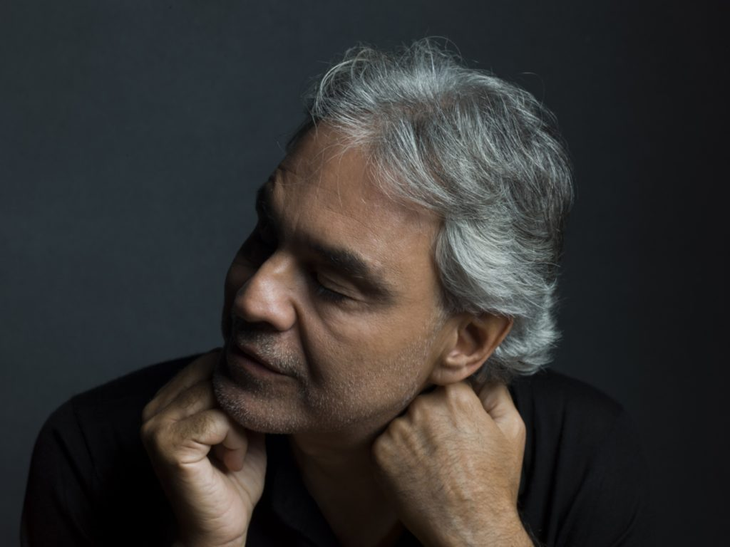 ANDREA BOCELLI 'MUSIC FOR HOPE' STREAMING WORLDWIDE EXCLUSIVELY ON YOUTUBE FROM THE DUOMO IN MILAN ON EASTER SUNDAY