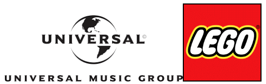 THE LEGO GROUP AND UNIVERSAL MUSIC GROUP JOIN TO EXPAND CHILDREN'S CREATIVE PLAY THROUGH THE POWER OF MUSIC