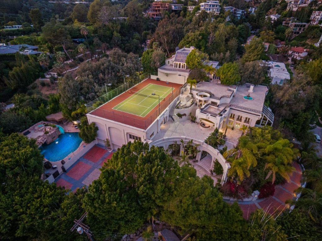 Prince's Legendary LA Mansion Hits the Market