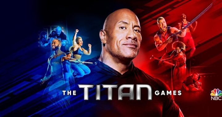 "An Inside Look in NBC's ""The Titan Games'"" Second Season"