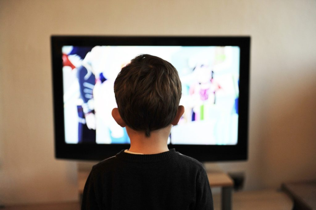 Survey: Children's Screen Time Above Recommended Amount During COVID-19