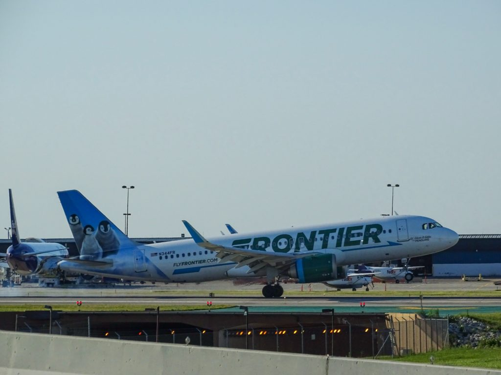 FRONTIER AIRLINES ANNOUNCES 18 NEW NONSTOP ROUTES FOR SUMMER 2020