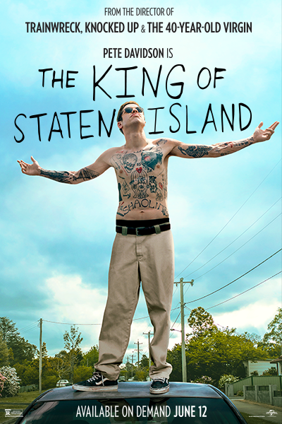 The King of Staten Island: Who is Pete Davidson?
