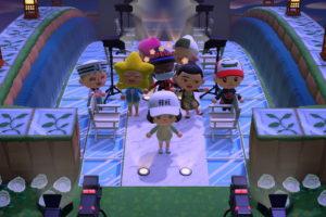 Hypebae's First Animal Crossing Fashion Show