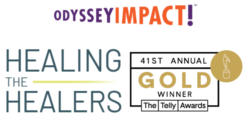 """""""HEALING THE HEALERS""""RECEIVES GOLD AWARD AT THE 41st ANNUAL TELLY AWARDS"""