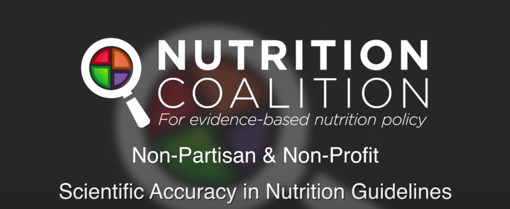 Ph.D's, Doctors and Other Healthcare Practitioners Urge USDA-HHS To Delay Dietary Guidelines Report & Address Allegations by Dietary Guidelines Advisory Committee Members