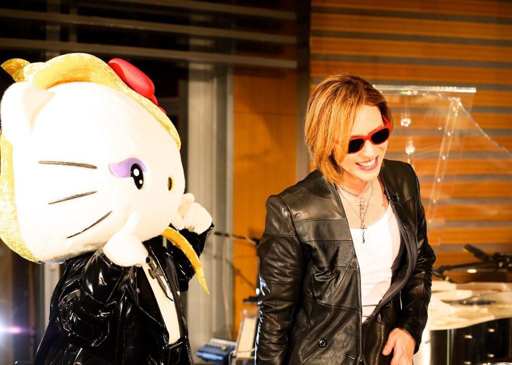 Yoshikitty or Hello Kitty?