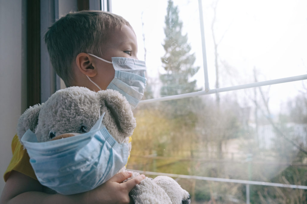 An Effective Way to Keep Your Kids Safe From Covid Germs: