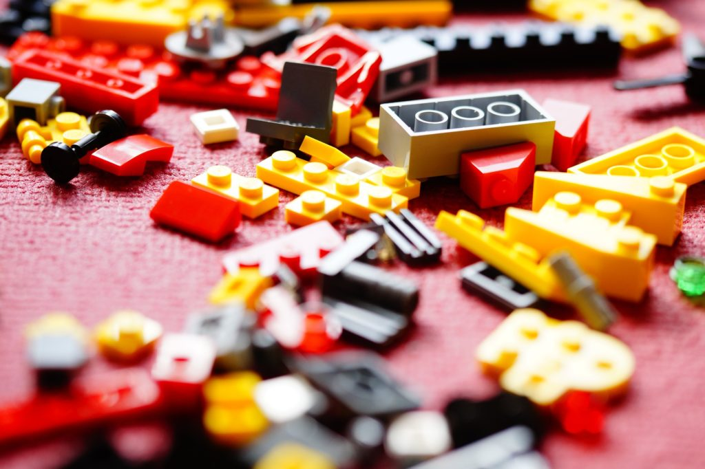 Brand Love Story: Lego Tops List Measuring a Quarter Billion Conversations and 781 Brands