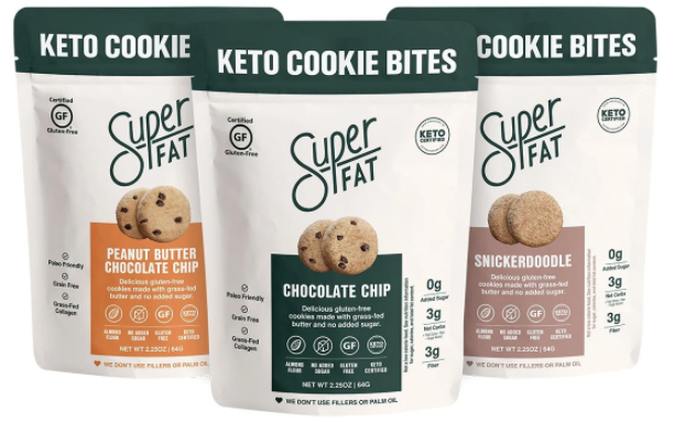 Meet SuperFat—A Company Empowering A Healthier Lifestyle One Cookie At a Time