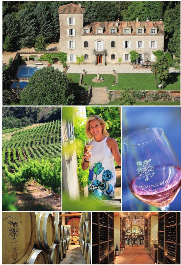 WINES IN THE COLORS OF SUNSHINE AND AROMAS OF PROVENCE NOW DISTRIBUTED IN THE US MARKET EXCLUSIVELY BY ROYAL WINE CORP.