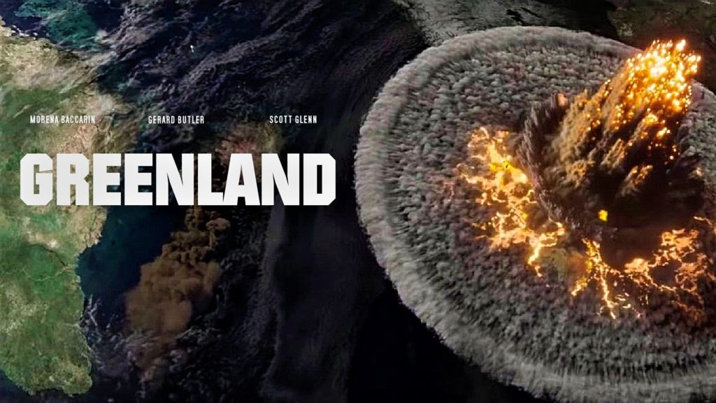 GREENLAND – Official Trailer, Poster and First Look Images Now Available!