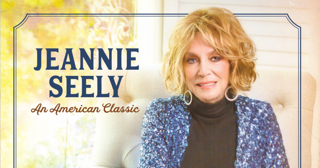 JEANNIE SEELY ANNOUNCES PRE-ORDER FOR HIGHLY-ANTICIPATED NEW PROJECT AN AMERICAN CLASSIC ON 80TH BIRTHDAY