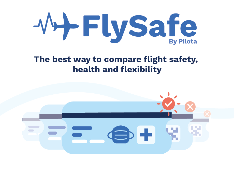 PILOTA LAUNCHES NEW PRODUCT TO KEEP AIR TRAVELERS SAFE