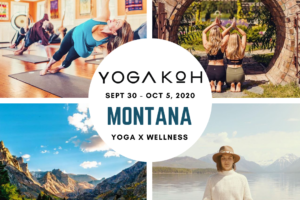 YogaKoh has Announced its Fall 2020 Retreats