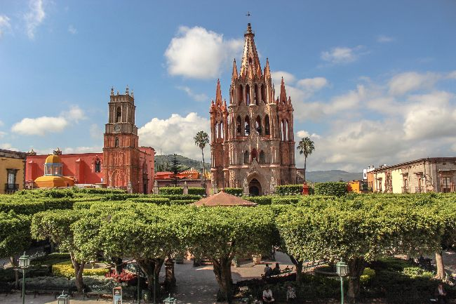 City of San Miguel de Allende, State of Guanajuato Obtain Coveted WTTC 'Safe Travels' Stamp