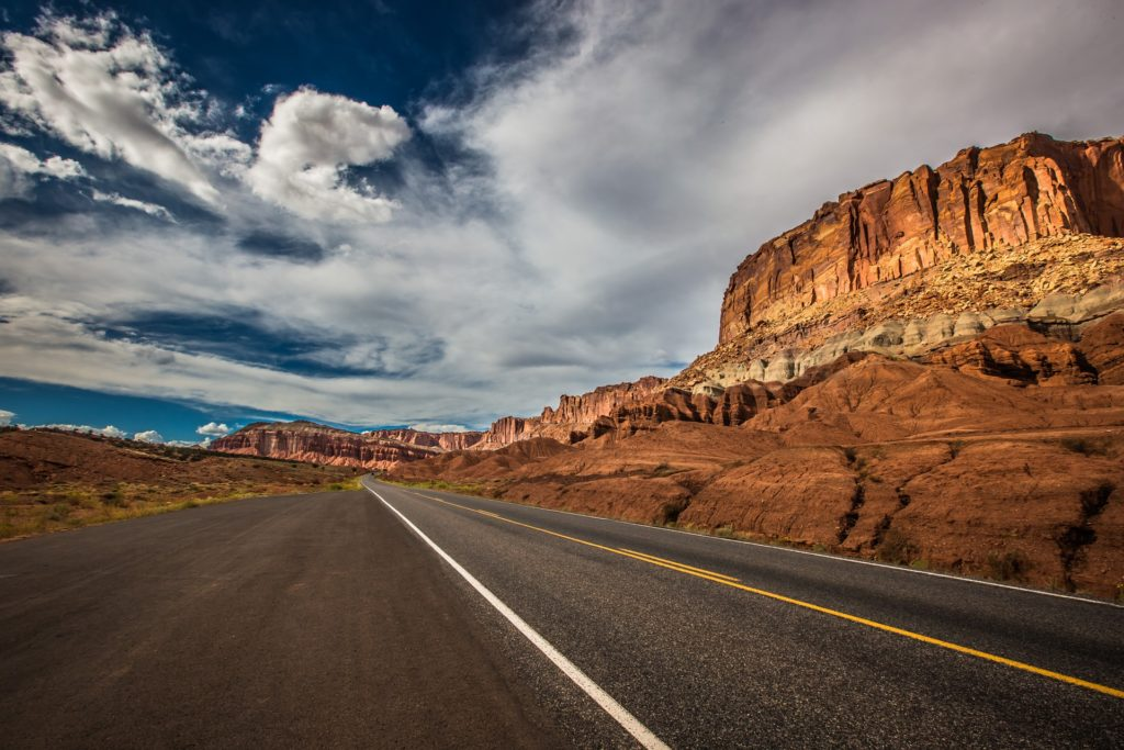 Road-trip Destinations in California While Social Distancing