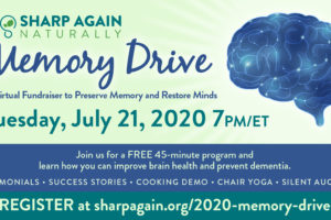 "Sharp Again Naturally Hosts Its First ""Memory Drive"""