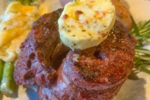 The Best Steak Ever by Celebrity Chef Melissa Cookston