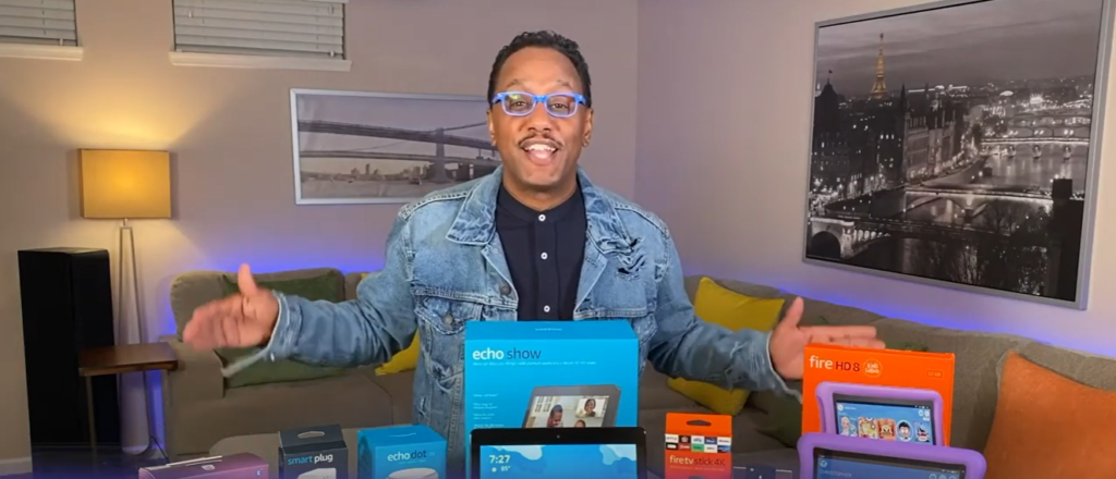 Amazon Tech with Mario Armstrong
