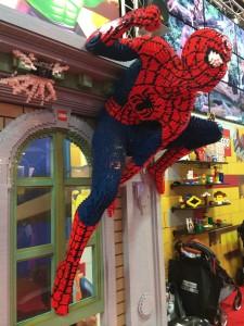 LEGO Spider-Man at Comic-Con
