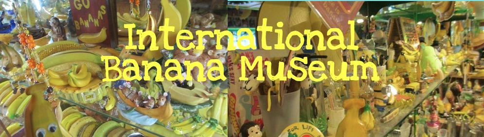 California Life Goes Bananas at the International Banana Museum
